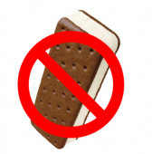 No Ice Cream Sandwich