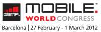 MWC 2012 Logo Mobile World Congress