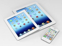 iPad Mini White