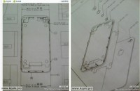 Apple iPhone 5 CDMA Design Plans