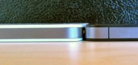 White vs. Black iPhone 4 Thickness