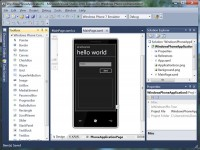 Windows Phone 7 Development Tools