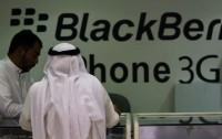 Mideast BlackBerry Crackdown