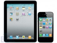 iPad iPhone no Home Button