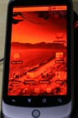 Nexus One Red