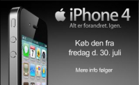 iPhone 4 - Telenor udgivelse