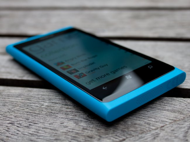 Nokia Lumia 800 skærm/display