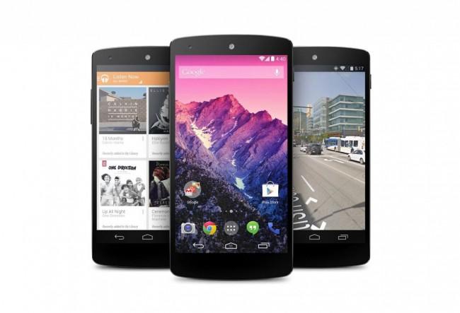 LG Google Nexus 5ere