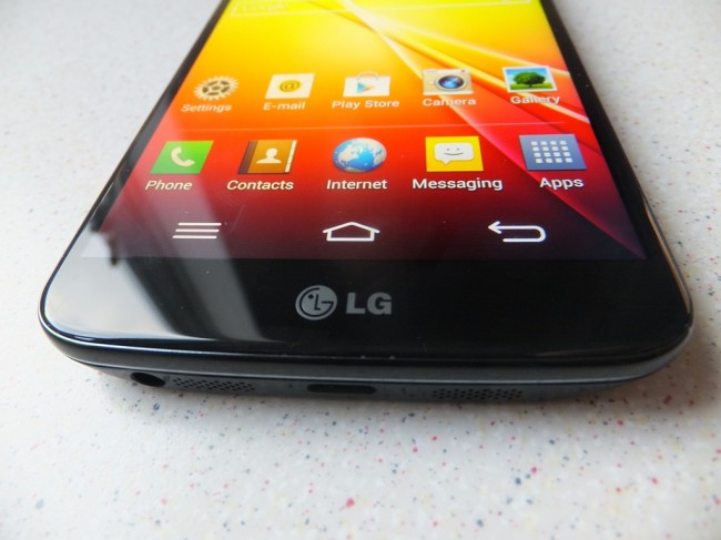 interface LG G2