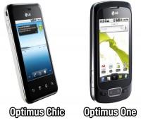 Optimus Chic + One