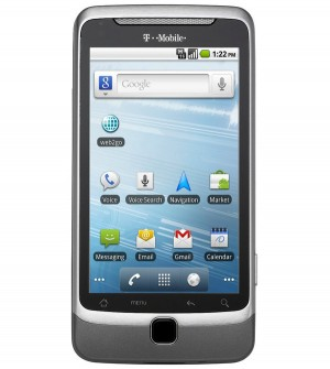 T-Mobile G2 - HTC Vision
