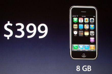 iPhone Pris
