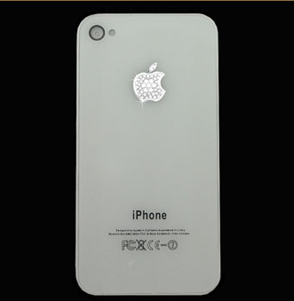 iPhone 4 Diamond Backside