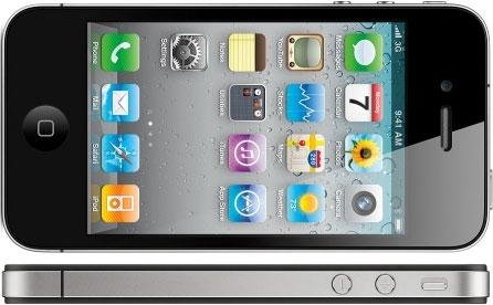 iPhone 4 til dk