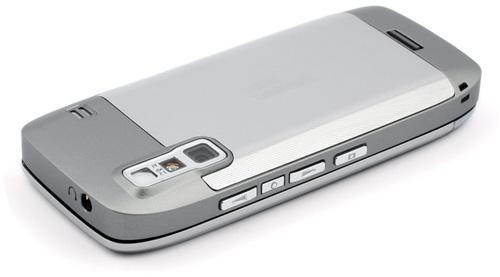 Nokia E 75 bagpanel
