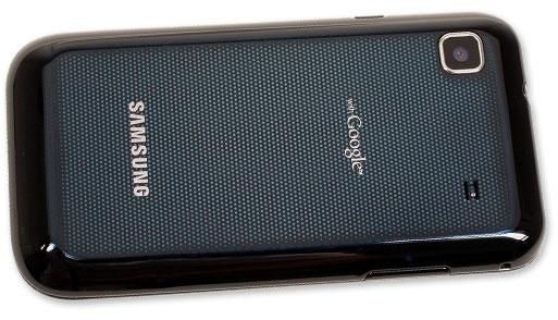 Samsung S liggende - set bagfra