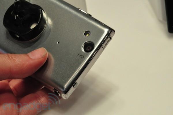 8,1 megapixel kamera