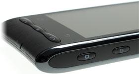 LG GT540 top