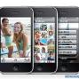 iPhone - 3 ved siden af hinanden
